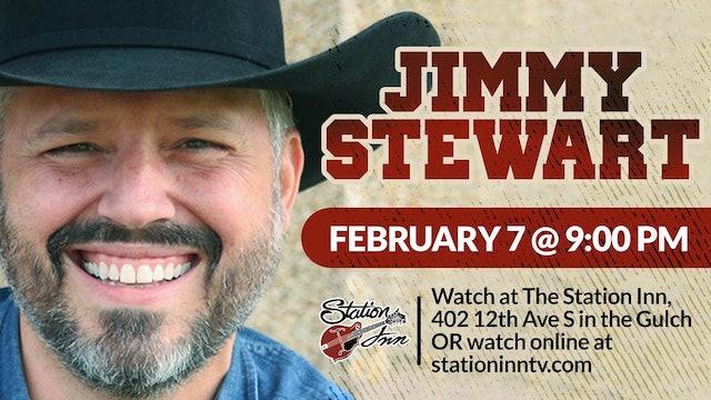 Jimmy Stewart   February 7, 2020