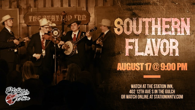 Southern Flavor (Live recording)
