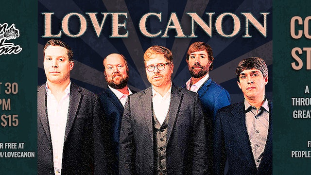 Love Canon | August 30, 2018