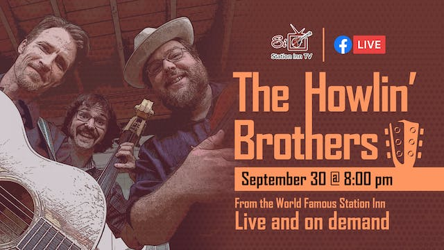The Howlin' Brothers | September 30, ...