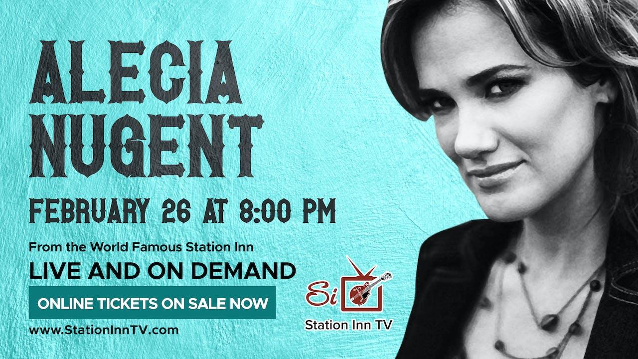 Alecia Nugent | February 26, 2021