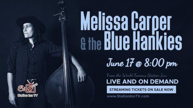 Melissa Carper and the Blue Hankies  ...