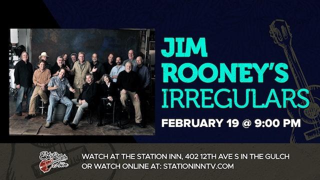 Jim Rooney's Irregulars | February 19, 2020