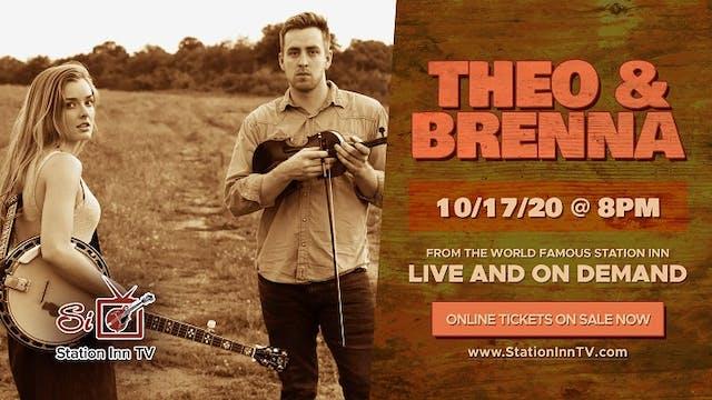 Theo & Brenna | October 17th, 2020