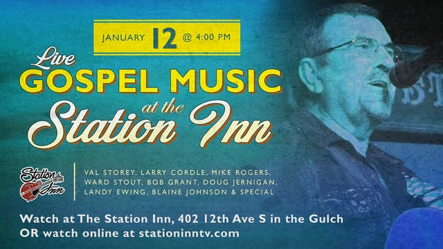 Live Gospel Music | January 12, 2020