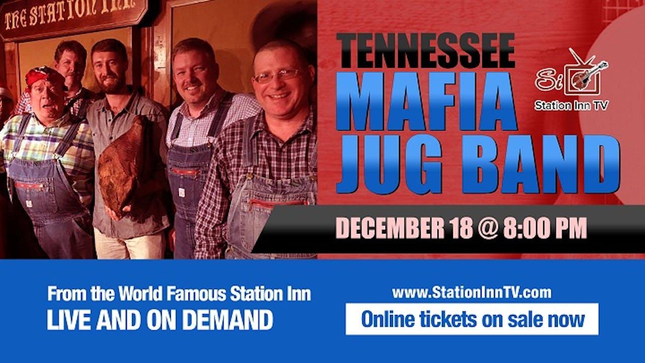 Tennessee Mafia Jug Band | December 18th, 2020