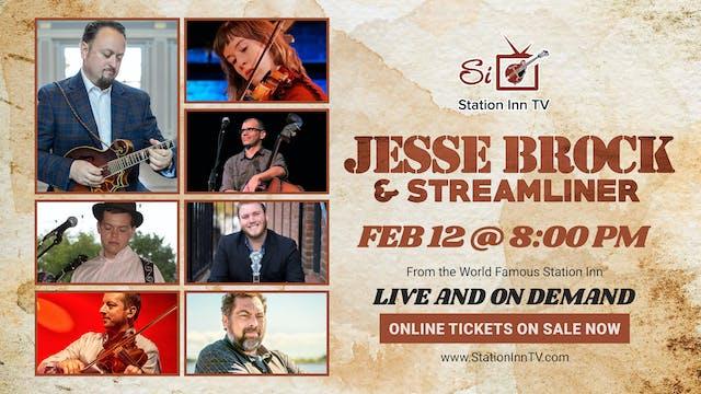 Jesse Brock and Streamliner | Februar...