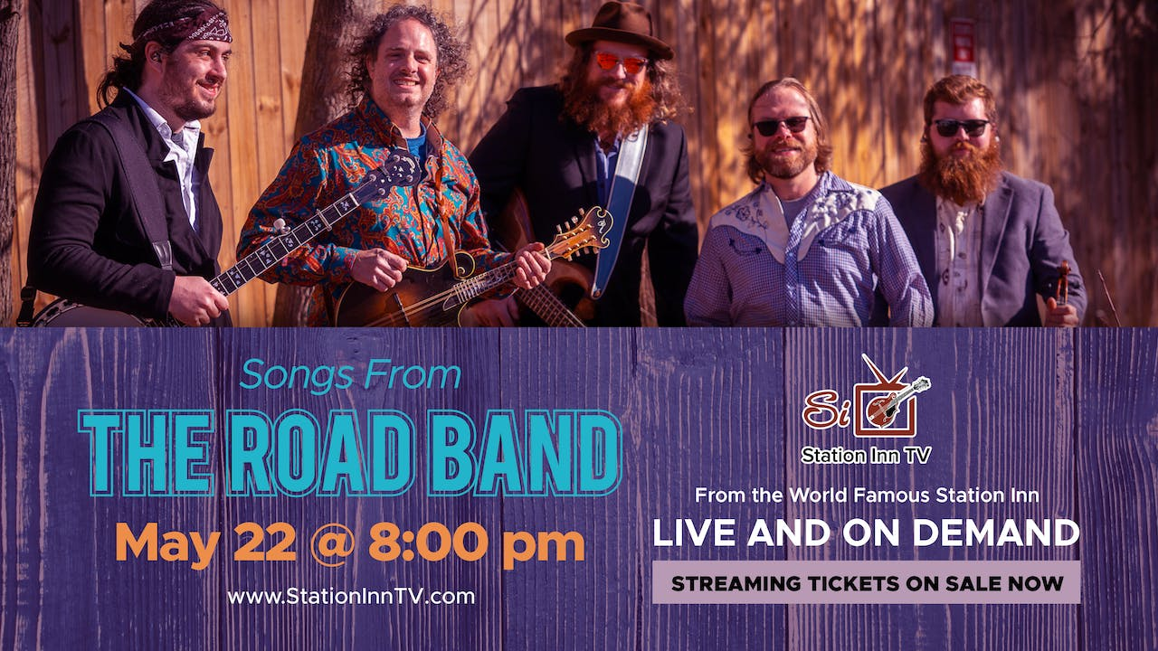 Songs From The Road Band | May 22, 2021