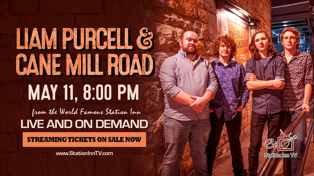 Liam Purcell and Cane Mill Road | May 11, 2021