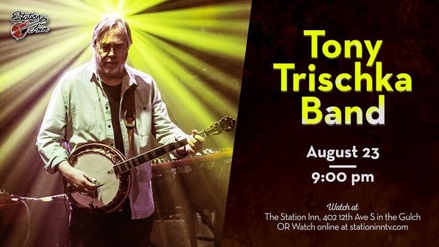 Tony Trischka Band (Live recording)