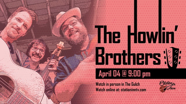The Howlin' Brothers | April 4, 2019