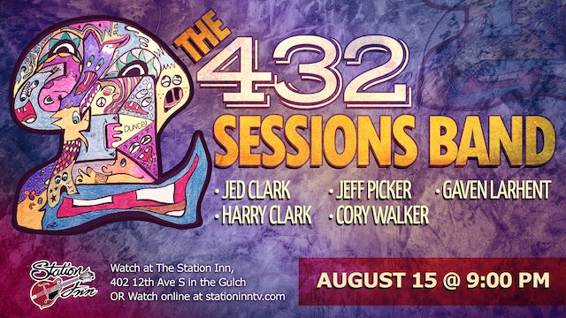 432 Sessions Band (Live recording)