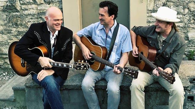 Peter Cooper, Eric Brace & Thomm Jutz...