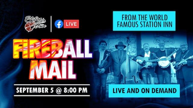 Fireball Mail | September 5, 2020