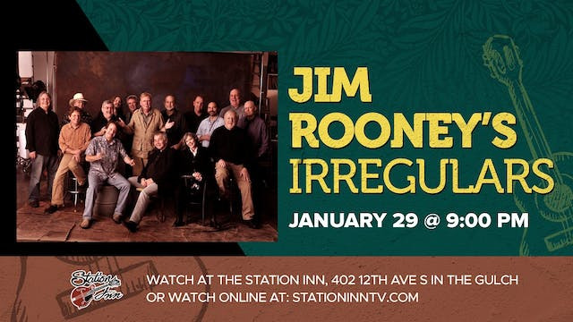Jim Rooney Irregulars