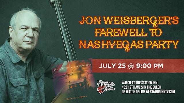 Jon Weisberger's Farewell Party (Live recording)