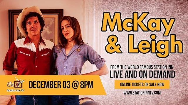 McKay & Leigh | December 3, 2020