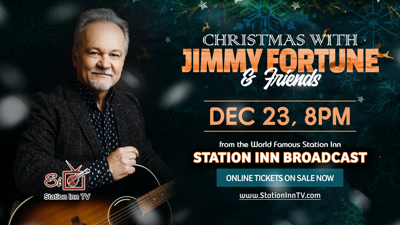 Christmas with Jimmy Fortune | December 23rd, 2020