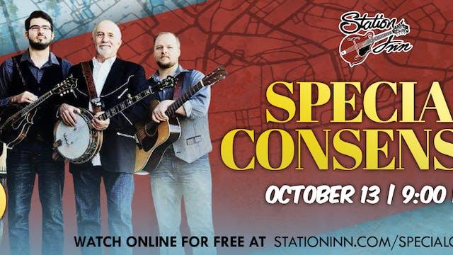 Special Consensus | October 13, 2018