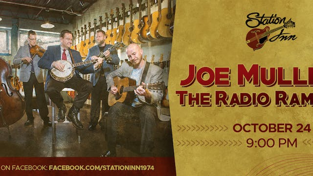 Joe Mullins & The Radio Ramblers |  O...