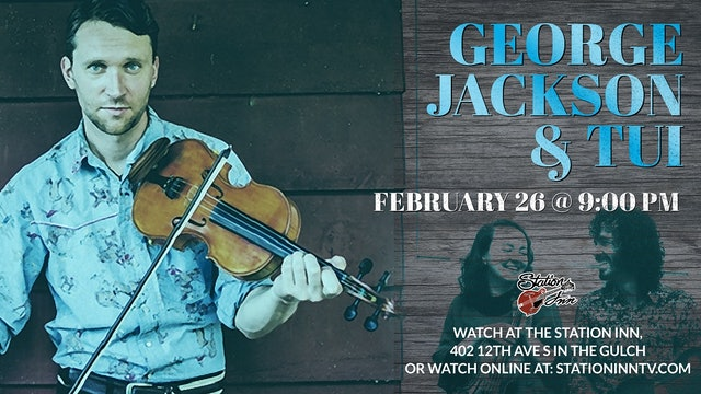 George Jackson Band & Tui