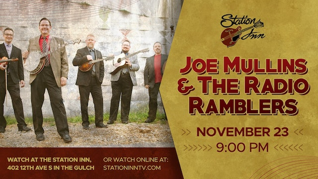 Joe Mullins & The Radio Ramblers (Live recording)