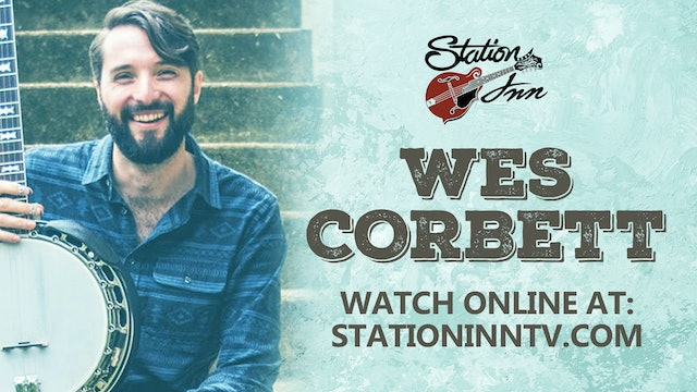 Wes Corbett Band (Live Recording)