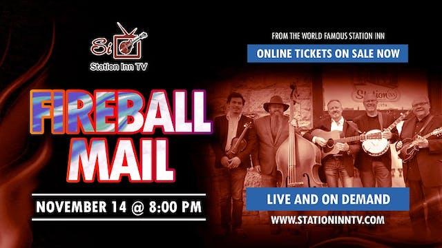 Fireball Mail - November 14, 2020