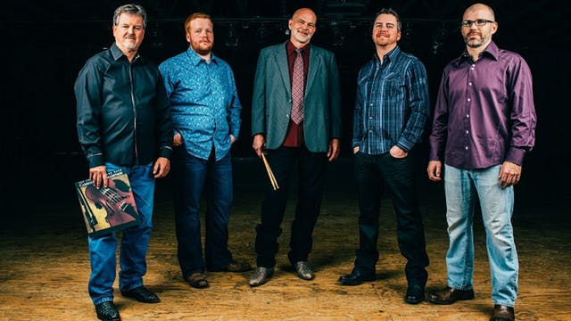 Lonesome River Band (restream)