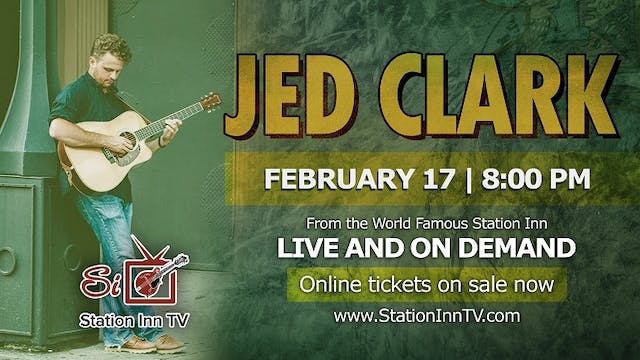 The Jed Clark Band | February 17, 2021