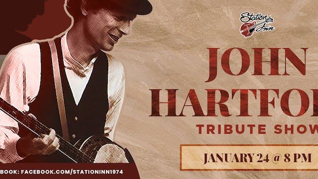 John Hartford Tribute Show | January ...
