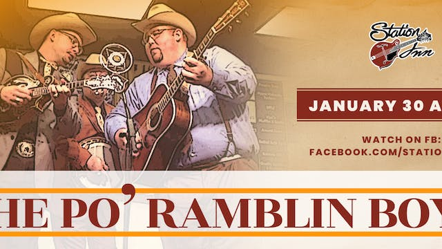 Po Ramblin Boys | January 30, 2019