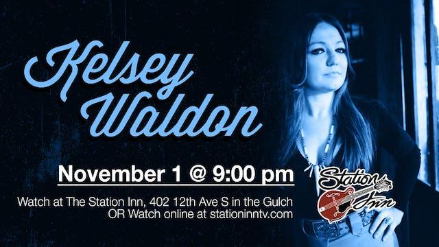Kelsey Waldon (Live recording)