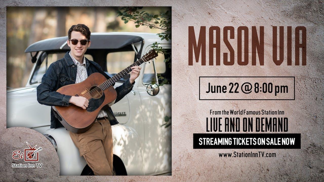 Mason Via   June 22, 2021