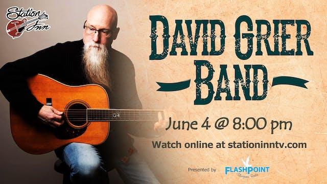 David Grier Band | June 4, 2020