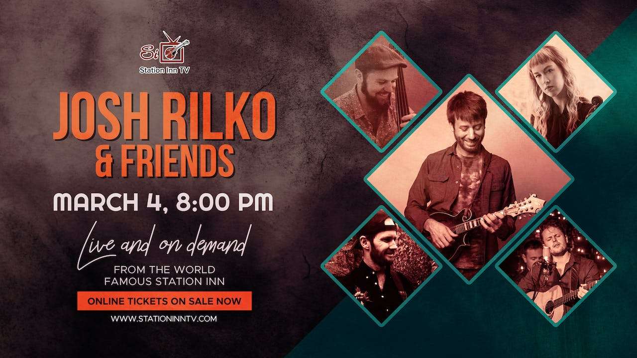 Josh Rilko and Friends | March 4, 2021