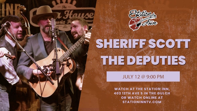 Sheriff Scott & The Deputies | July 12, 2019