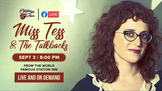Miss Tess & The Talkbacks | September...