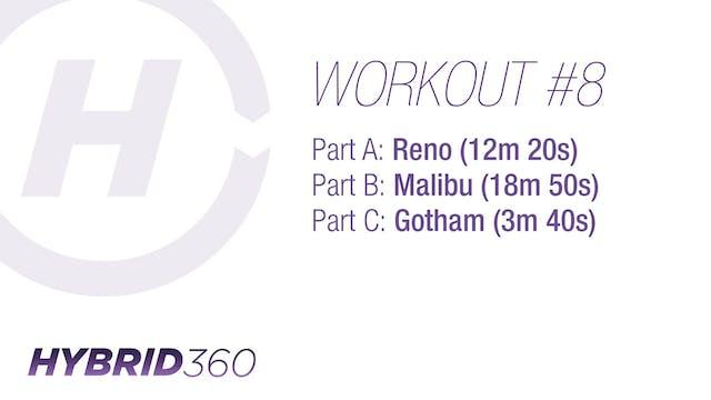 H360 Workout #8
