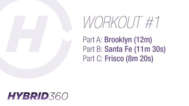 H360 Workout #1