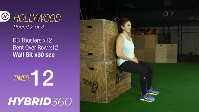 H360 Workout #5