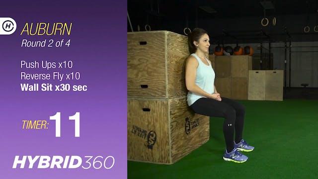 H360 Workout #2