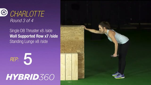 H360 Workout #7