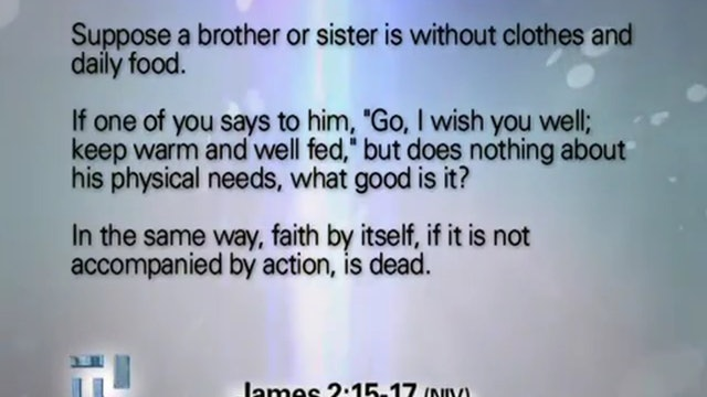 Faith Works - September 2, 2012