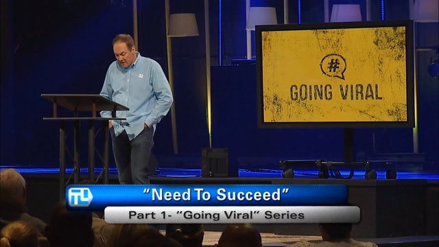 Need To Succeed - October 25, 2015
