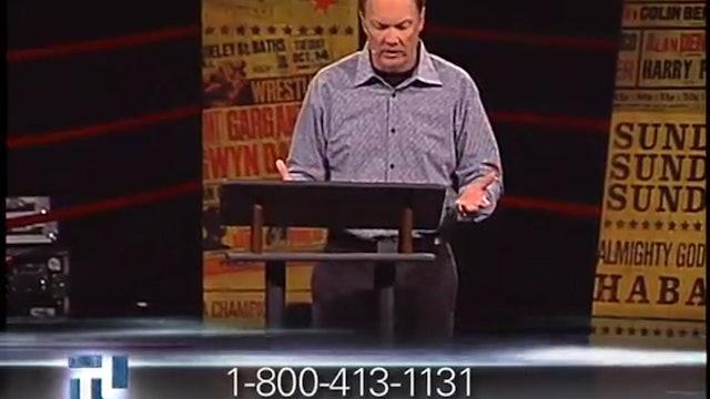 Doubting God - November 18, 2012