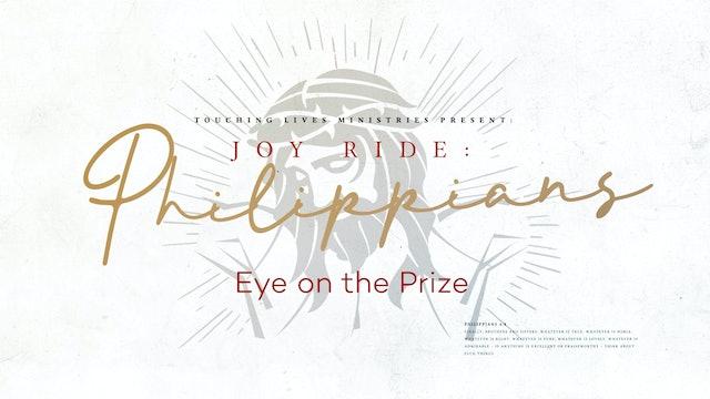 Eye on the Prize - November 15, 2020