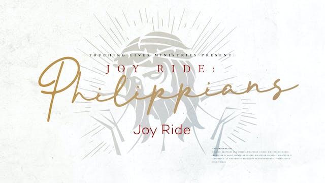 Joy Ride - November 1, 2020