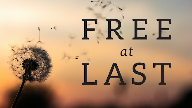 Sermon Booklet - Free at Last