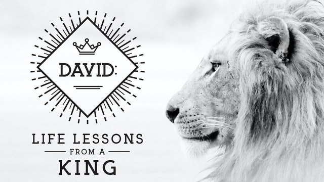 Sermon Booklet - David: Life Lessons From a King